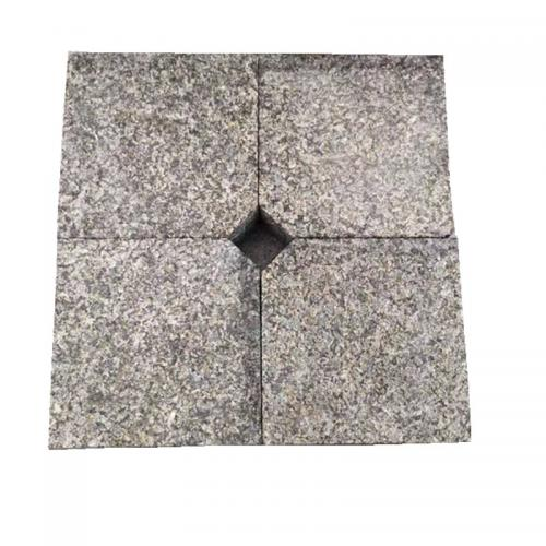 Ash Black Exfoliated Pavers